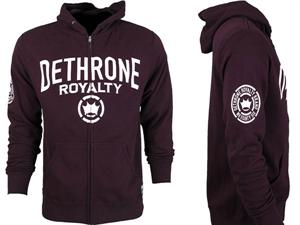 Dethrone Anticrown Hoodie (Blackberry)
